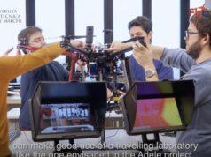 UNIVERSITA' POLITECNICA MARCHE – I DRONI DI ADELE PROJECT – Interv. al PROF. RENATO RICCI